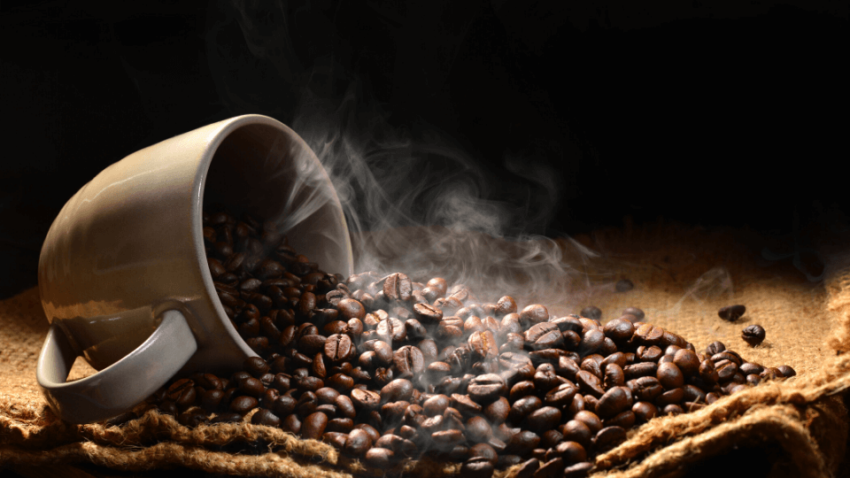 coffee cortisol sleep pierre higginson