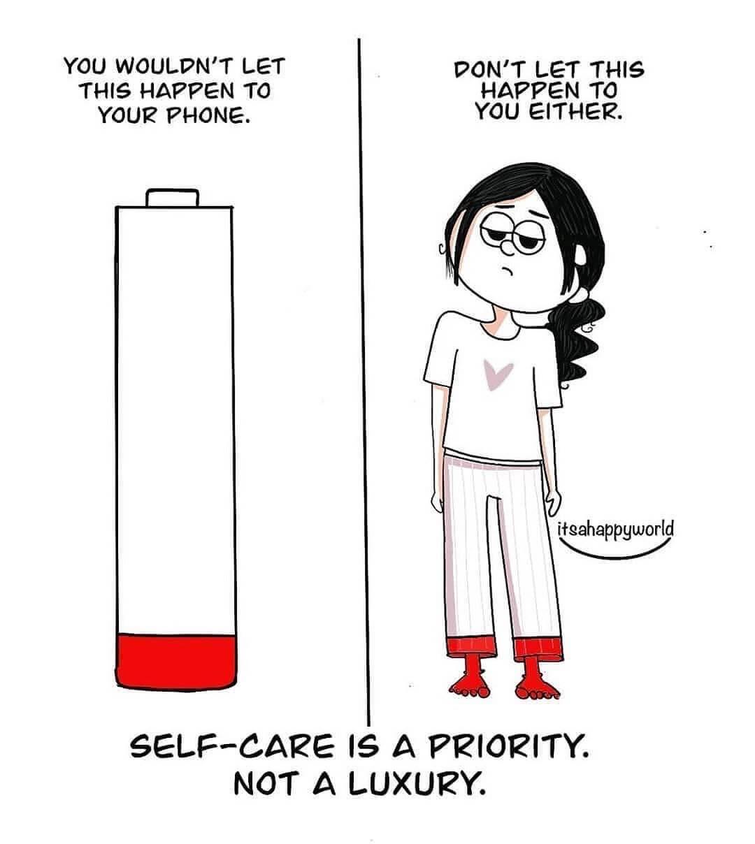 self care pierre higginson